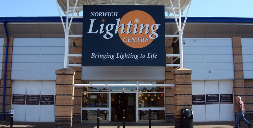 Norwich Lighting Centre   Longwater Retail Park Norwich Norfolk